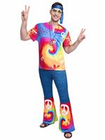 Adult 60's Free Spirit Costume [9905128]