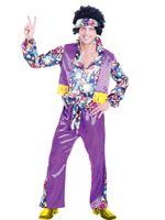 Adult 70's Groovy Guy Costume
