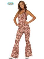 Adult 70s Jumpsuit