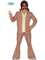 Adult 70's Man Costume