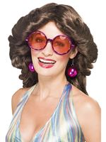 Adult 70s Ultimate Disco Specs [26239]