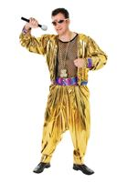 Adult 80s MC Hammer Costume