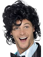Adult 80s Prom King Wig [43690]