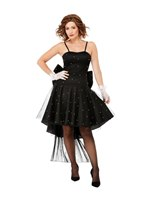 Adult 80s Rara Dress Costume [55062]