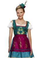 Adult Fever Deluxe Dirndl Costume