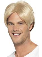 Adult 90s Boyband/Footballer Wig