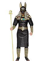 Adult Deluxe Anubis Costume [132044]