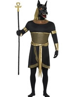 Adult Anubis the Jackal Costume