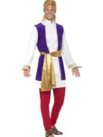 Adult Arabian Prince Costume