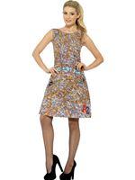 Adult A-Z Dress
