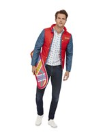 Adult Back to the Future Marty McFly Costume [52309]