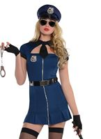 Adult Bad Cop Costume