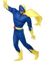 Adult Bananaman Costume [28082]
