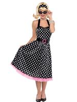 Adult 50s Twist & Shout Costume