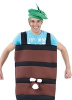 Adult Barrel Costume