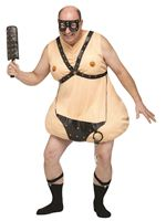 Adult Barry Bondage Costume [131744]