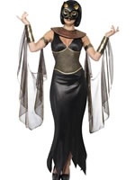 Adult Bastet the Cat Goddess Costume