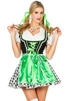 Adult Austrian Bavarian Lady Costume