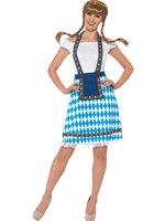 Adult Bavarian Maid Costume
