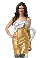 Adult Beer Mug Costume [4006338]