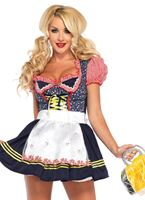 Adult Beer Stein Babe Costume [85220]