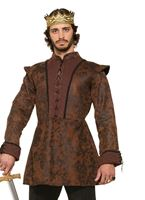 Adult Deluxe Medieval Kings Coat [AC574]