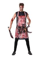 Adult Bloody Butcher Apron