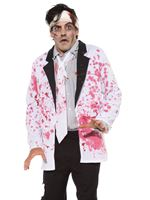 Adult Bloody Jacket