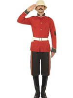 Adult Boer War Soldier Costume [20349]