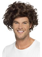 Adult Boyband Heartthrob Wig