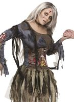 Adult Zombie Lady Costume [114534]