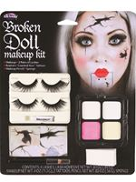 Adult Broken Doll Make Up Kit