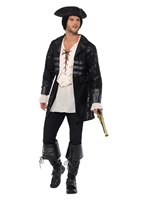 Adult Buccaneer Pirate Jacket