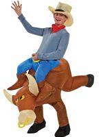 Adult Bull Rider Costume [24529]
