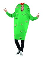 Adult Cactus Tabard Costume [47215]