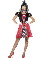 Adult Carded Queen Costume