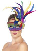 Adult Carnival Eyemask [27652]