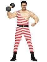 Adult Carny Muscle Man Costume [117314]