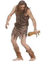 Adult Caveman Costume [131894]