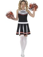 Adult Cheerleader Costume [47122]