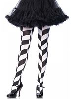 Adult Chevron Illusion Tights