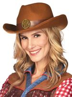 Adult Chief Belinda Cowgirl Hat [9909467]