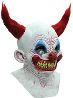 Adult Deluxe Chingo the Clown Mask [26403]