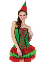 Adult Christmas Elf Costume [AC403]