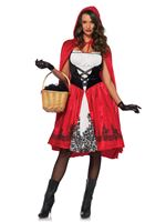 Adult Classic Red Riding Costume