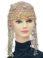 Adult Cleopatra Beaded Headpiece [BA1977]