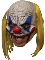Adult Clooney Clown Mask
