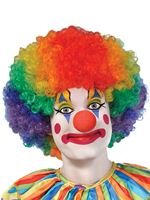 Adult Clown Afro Wig [840342-55]