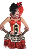 Adult Clown Corset