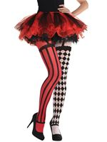Adult Clown Freakshow Tights